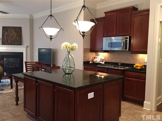 2714 Hidden Waters Circle Raleigh NC LuxuryMovers Real Estate Chefs Kitchen