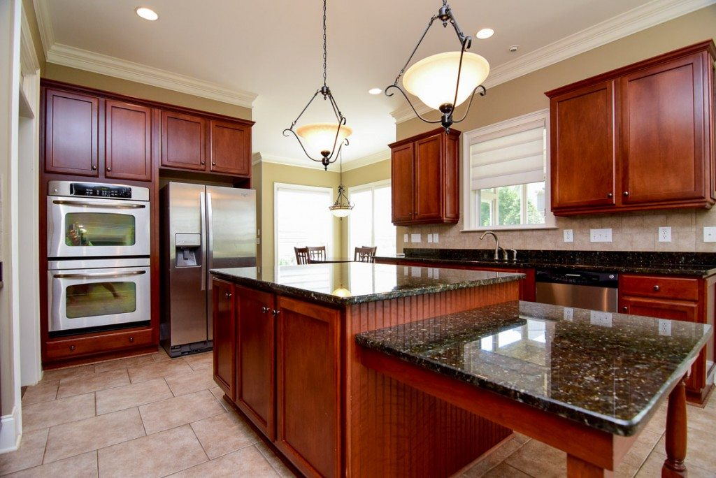 HiddenWaters kitchen Your LuxuryMovers Real Estate Raleigh NC
