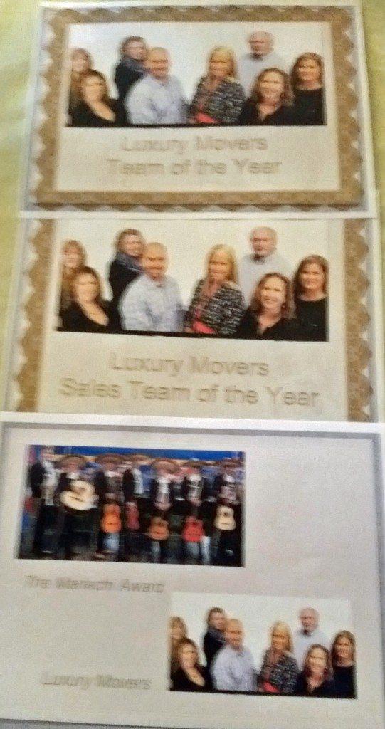 LuxuryMovers Team of the Year 2016
