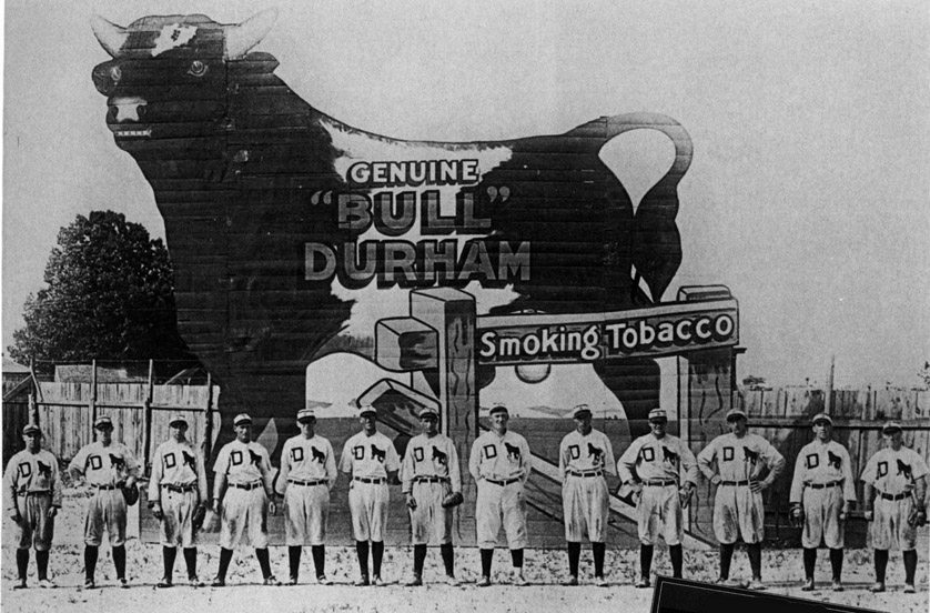 Durham Bulls 1913 - LuxuryMovers Real Estate Raleigh NC