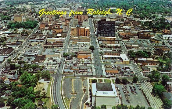 Downtown Raleigh 1969 - Your LuxuryMovers Real Estate Team