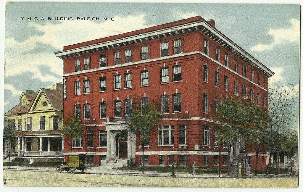 YMCA of Raleigh 1913 - Your LuxuryMovers Team