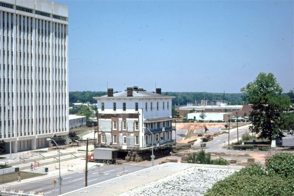Seaboard RR Office Building Move 1977 - Your LuxuryMovers Team Raleigh NC