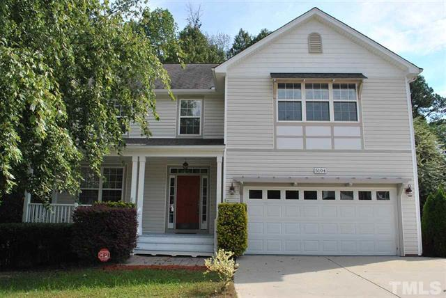 5104 Arbor Chase Drive Raleigh, NC 27616
