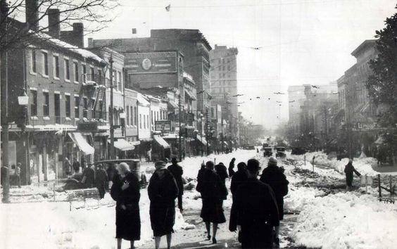 1927 Snowstorm Fayetteville St. Raleigh - Your LuxuryMovers Real Estate Team
