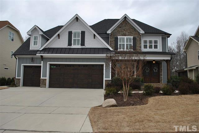 4113 Fawn Lily Drive Wake Forest NC - Your LuxuryMovers Real Estate - 1