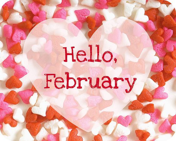 Hello February - Your LuxuryMovers Real Estate