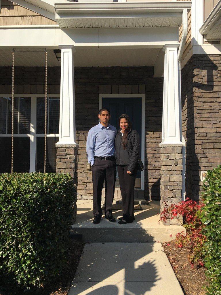 Osbal and Gloria buyers - Your LuxuryMovers Real Estate