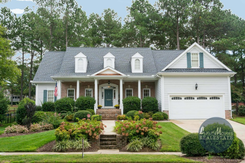 1340 Heritage Club Wake Forest NC - Your LuxuryMovers Real Estate Team watermark