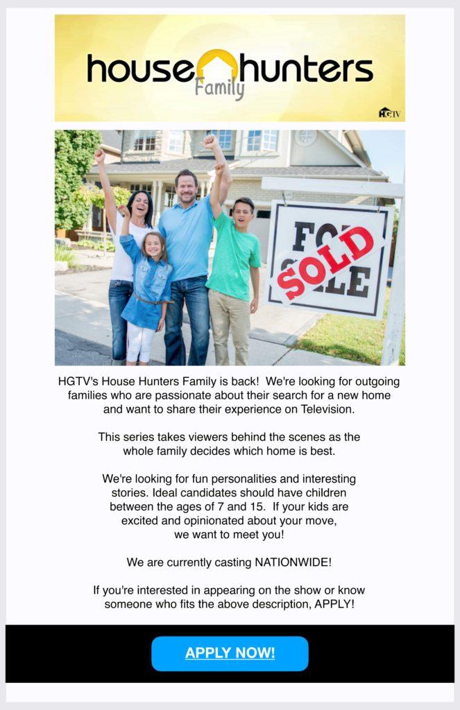 HouseHunters - Your LuxuryMovers Team Raleigh NC