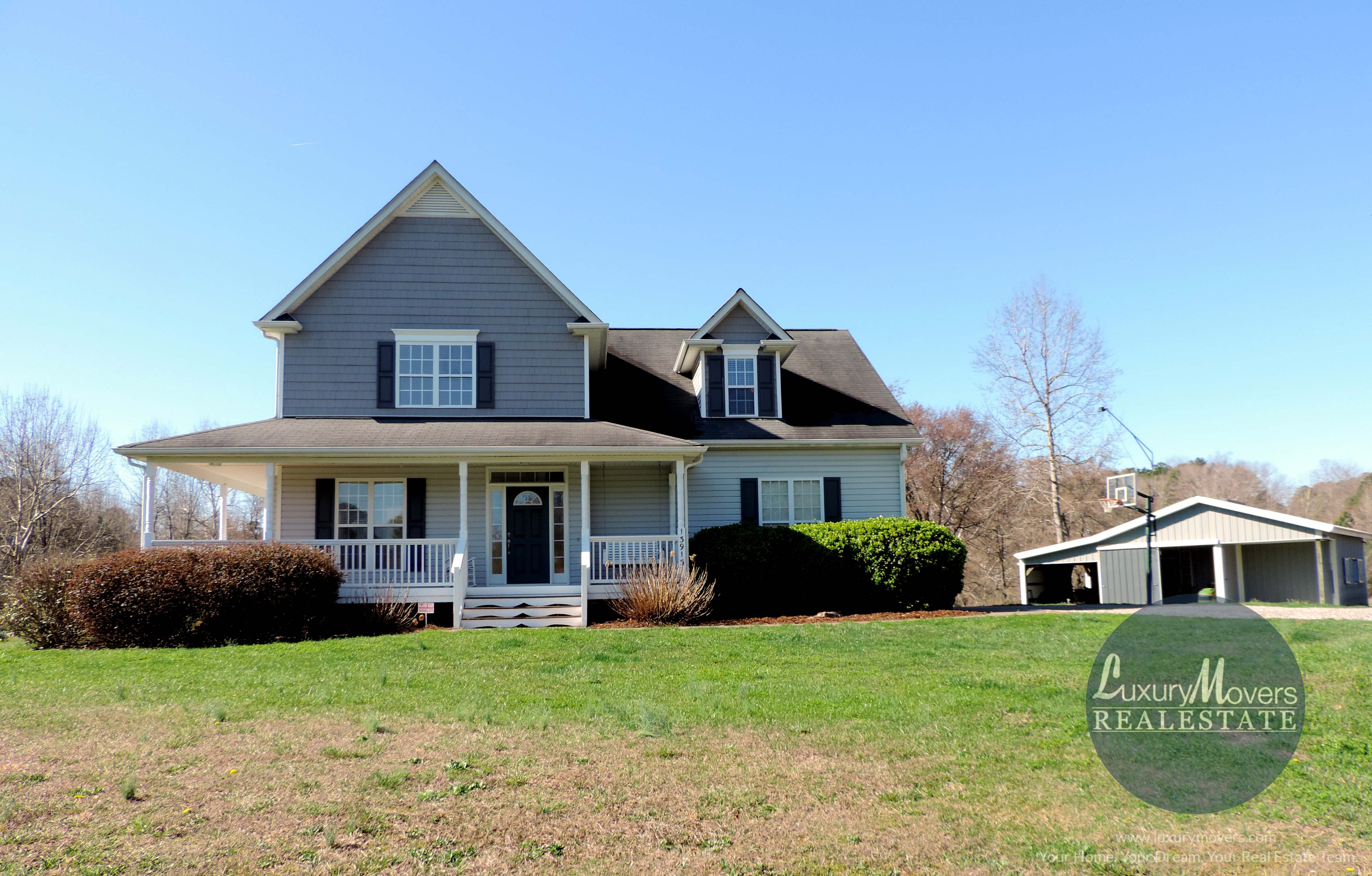 Gorgeous Home On Horse Ready Property 13913 Bold Run Hill